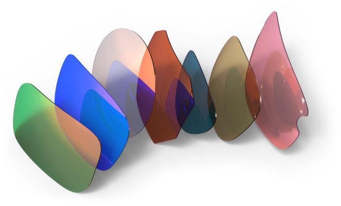 barevné_sluneční brýlové čočky