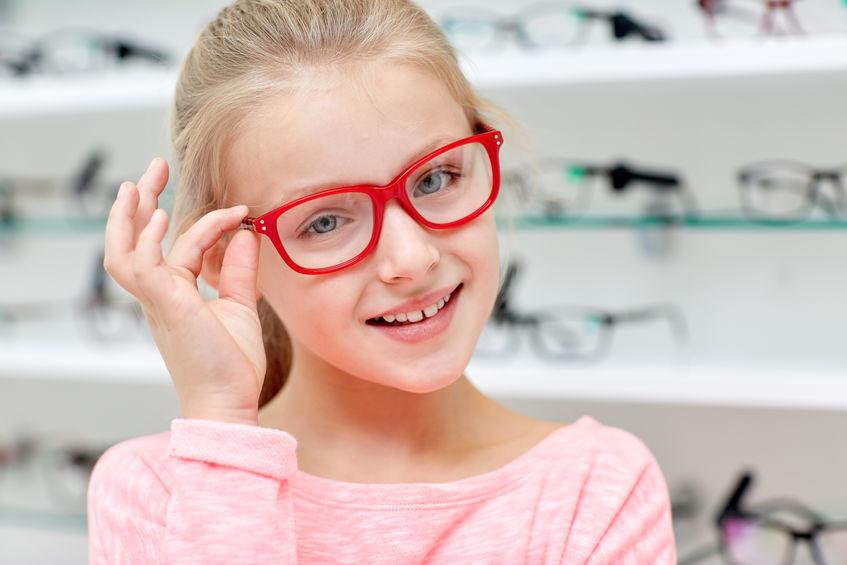 dětské brýle se musí dětem hlavně líbit