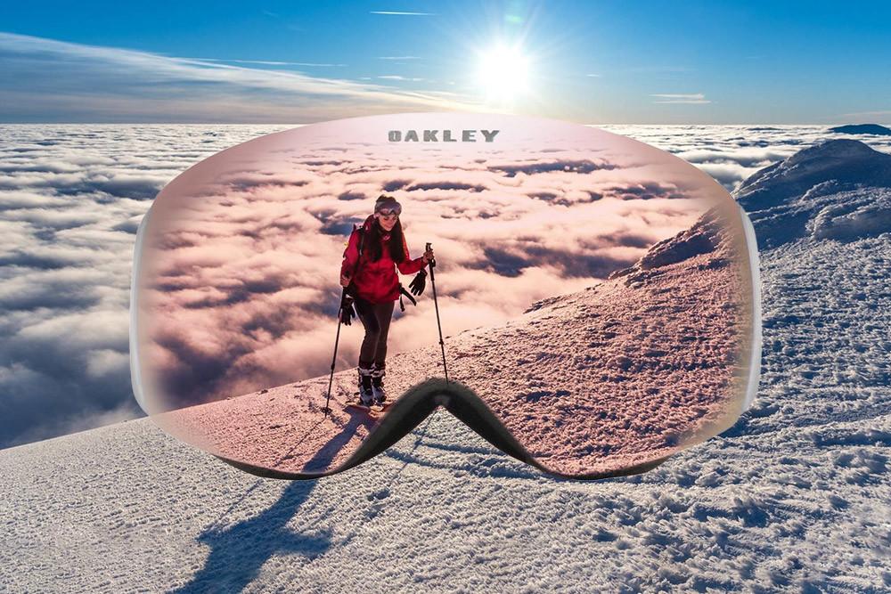 lyžařské brýle Oakley