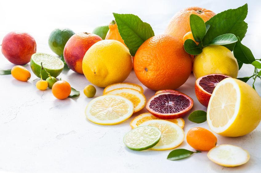 citrusové plody zásobují oči důležitým vitamínem C